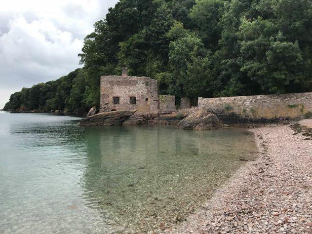 Elberry Cove Bathhouse 1