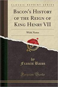 bacon henry VII