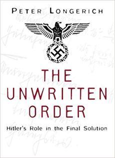longerich unwritten order