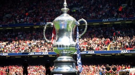 Soccer - AXA FA Cup Final - Arsenal v Chelsea