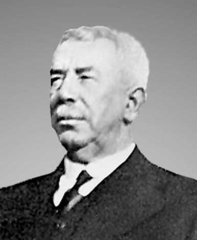 Sidney Levi Wildman Portrait