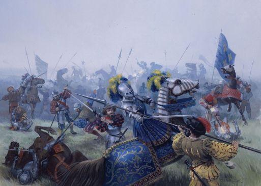 battle of pavia 1525