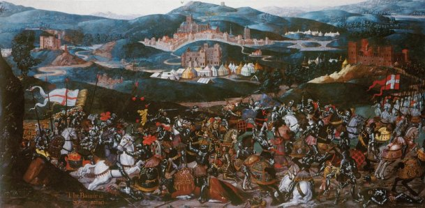battle of the spurs 1513